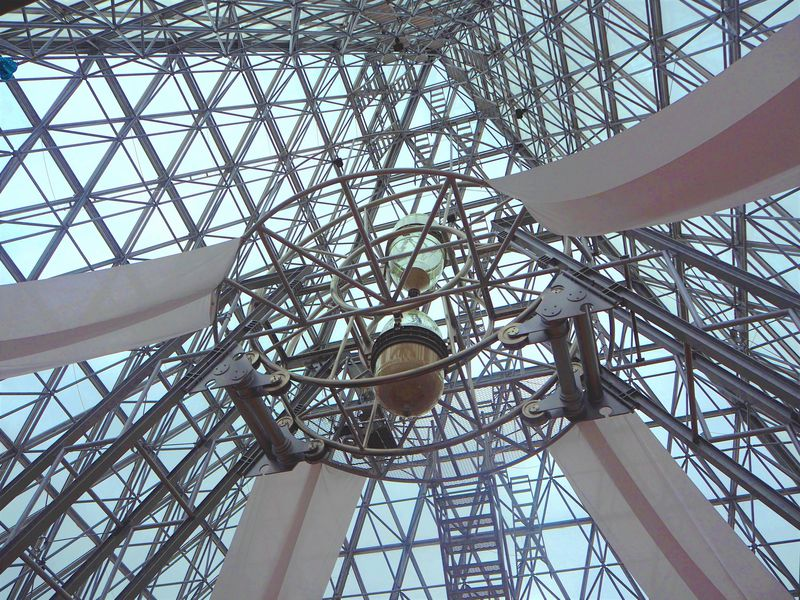 世界最大の砂時計!ギネス認定の島根・大田「仁摩サンドミュージアム」