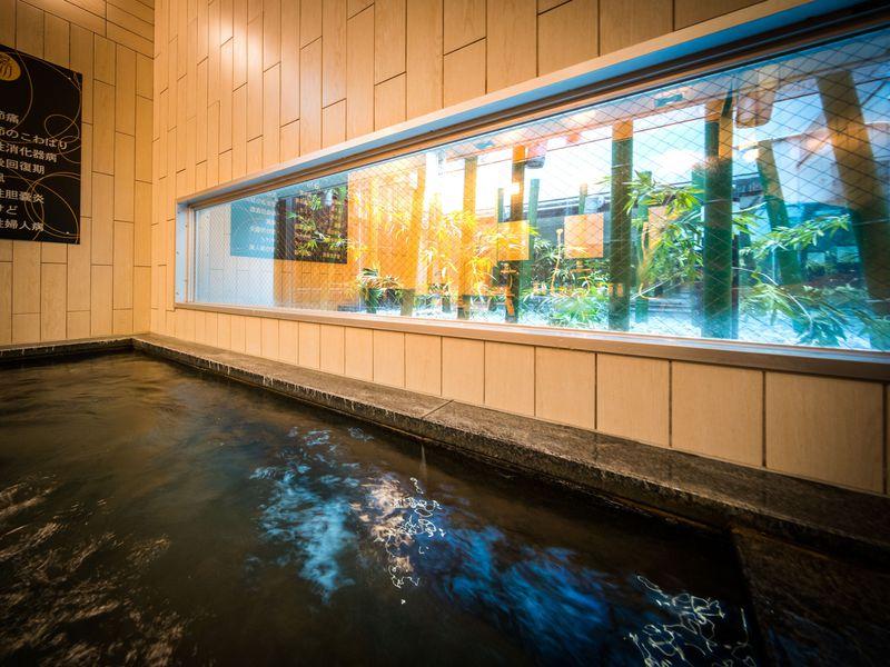 天然温泉に無料朝食付き!鳥取「スーパーホテル鳥取駅北口」