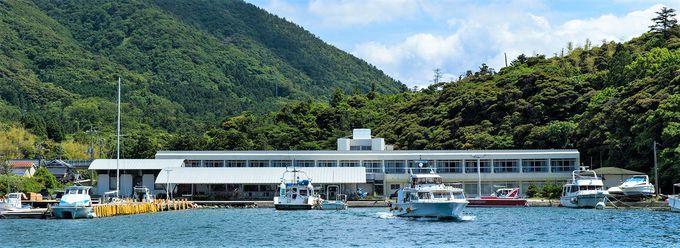 「隠岐シーサイドホテル鶴丸」の概要とアクセス