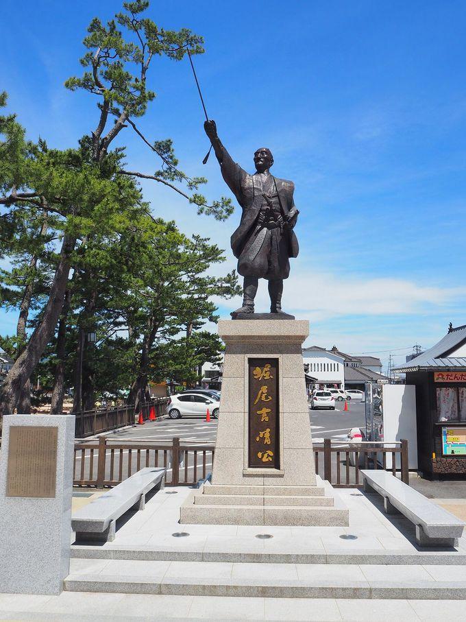 「松江城」と堀尾吉晴
