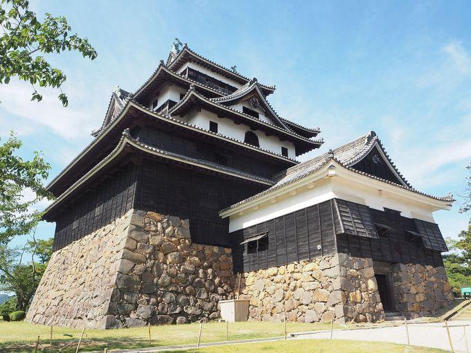 「松江城」の概要とアクセス