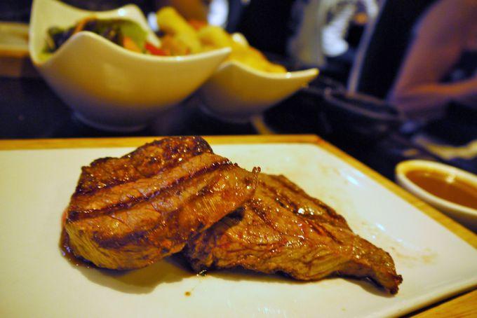 上質のアルゼンチンステーキが味わえるGaucho