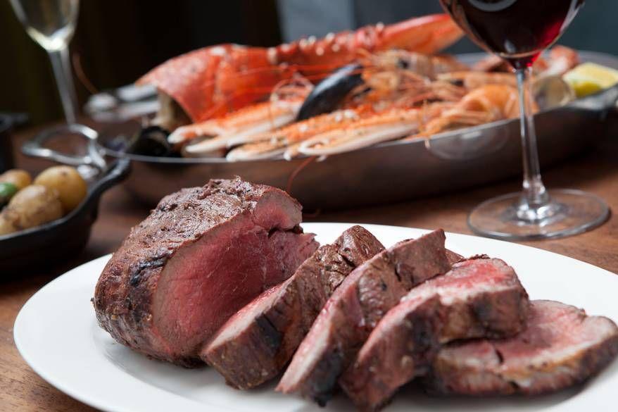ロンドンのベストステーキ店と名高いHarksmoor