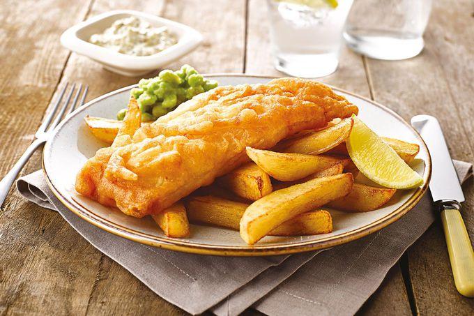 イギリスの食べ物