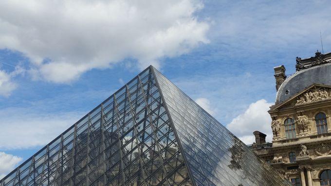3.ベルサイユ宮殿&ルーブル美術館1日観光ツアー