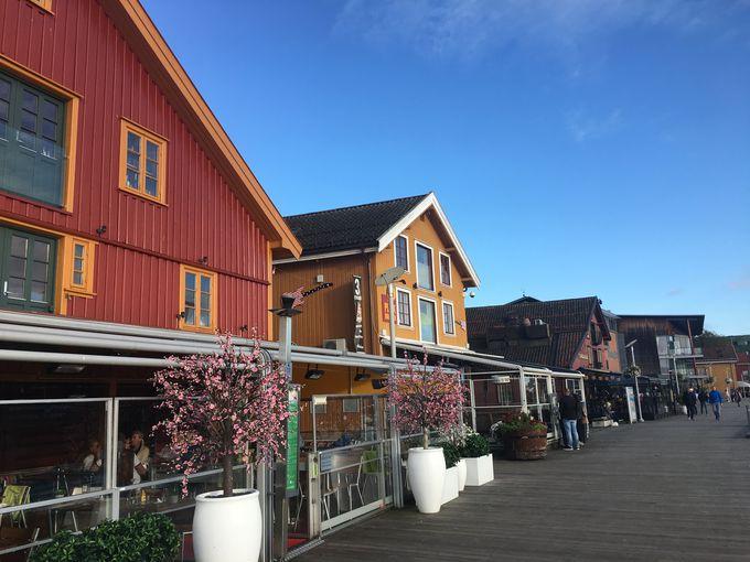 ノルウェー最古の都市
