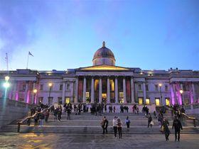 イギリス・ロンドンのナショナルギャラリーで世界中の名画を堪能!
