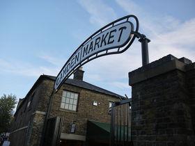 個性的な魅力が詰まったロンドンのカムデン・マーケット探検
