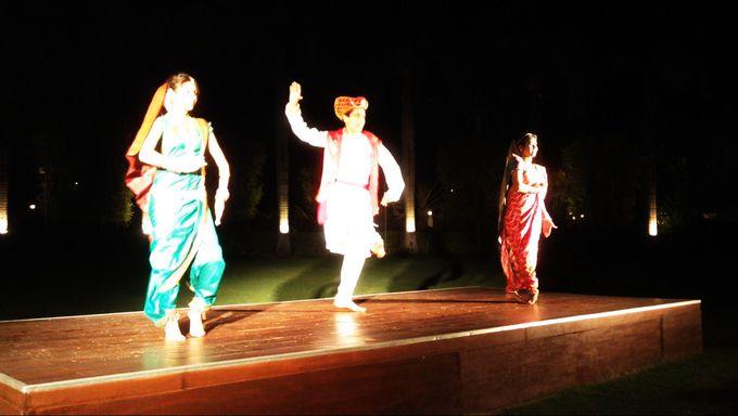 インドの民族舞踊が楽しめる