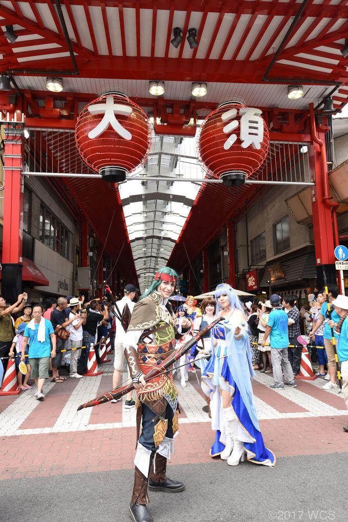 イベント探訪!エネルギー溢れる世界コスプレサミットや大須大道町人祭
