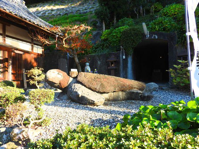 番外 浄土寺、「龍亀霊場」の大亀像と亀の形のご朱印