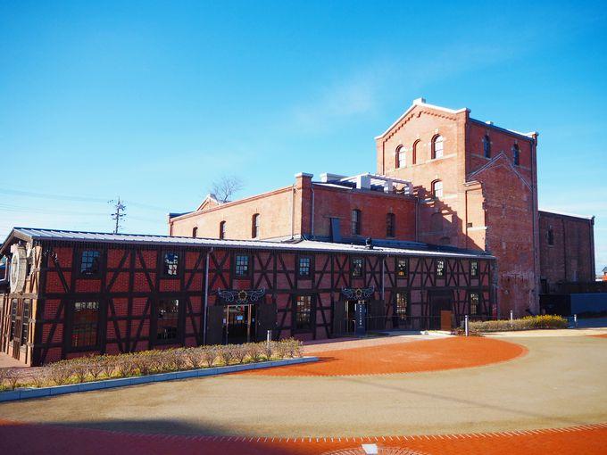 日本有数の赤レンガ建築、設計者は「横浜赤レンガ倉庫」と同じ