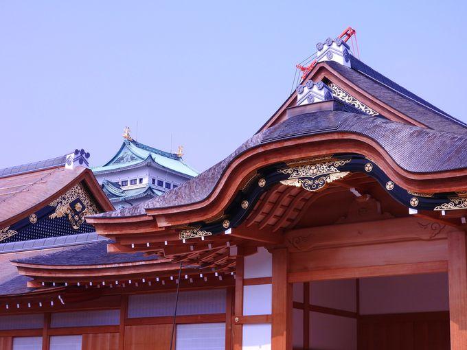 【1日目:午後】定番!名古屋城