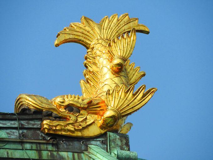 日本全国からウィーンまで出かけた金シャチ!強力パワースポットもあります