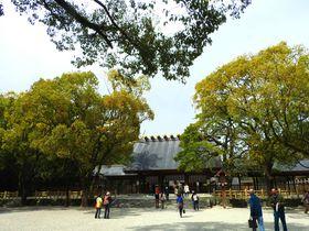 スゴすぎる神話と伝説の杜!名古屋「熱田神宮」の特別な神域