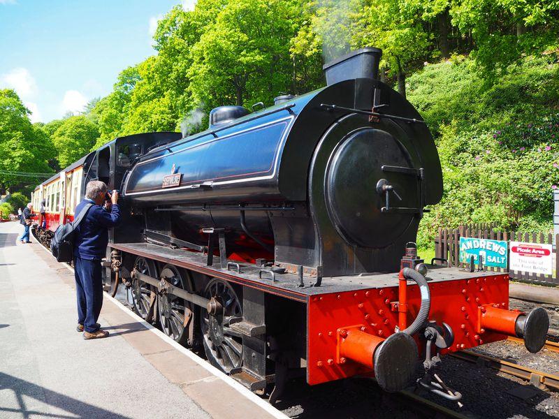 きかんしゃトーマスも?鉄道ファン必見!英国湖水地方の「SL」に乗ろう!