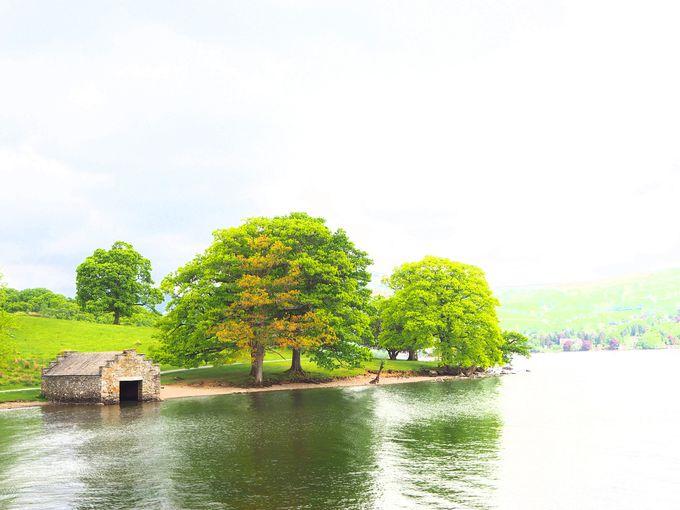 1.ウィンダミア湖/ウィンダミア