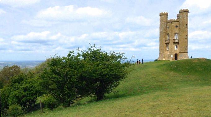 ブロードウェイ・タワー、イングランドを見渡す高み