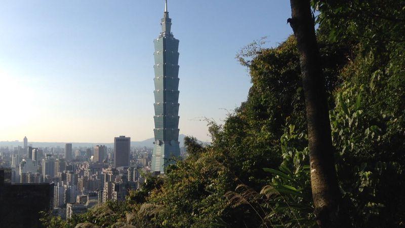台北101の絶景楽しめる!台北市民の憩いの場・象山を散策