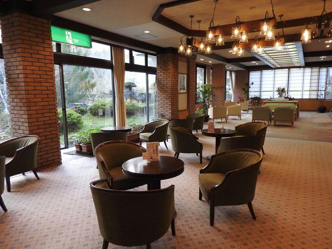 欧州ホテルの落ち着きと和の寛ぎの融和