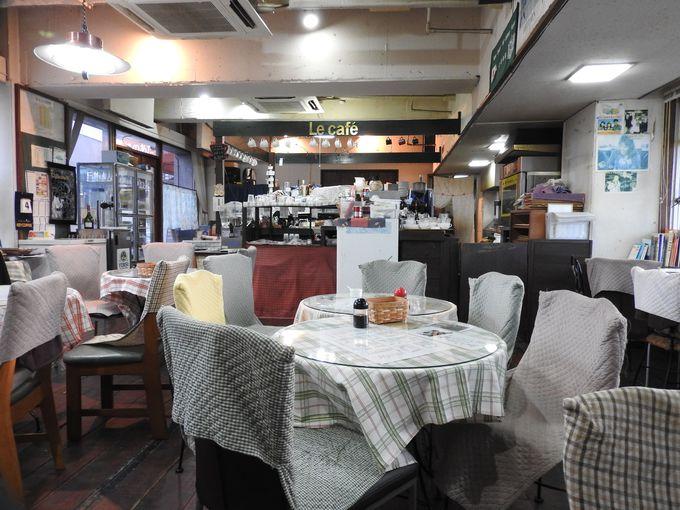 まったり感漂う店内でコーヒーブレイク、Le Cafe(ル・カフェ)
