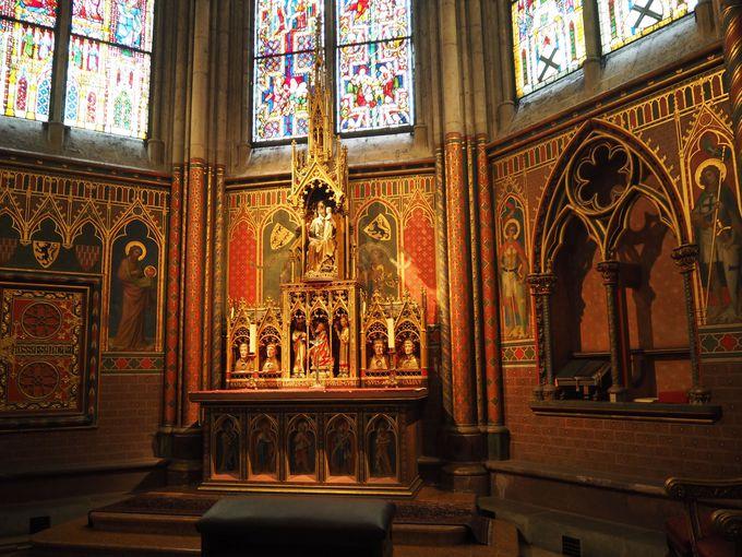 東方三博士の聖遺物と、ケルン大聖堂「宝物館」