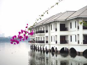 ハノイの湖上に浮かぶ豪華楽園ホテル!インターコンチネンタル・ハノイ・ウェストレイク