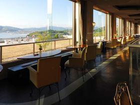 夕日も朝日も両方楽しめる絶景の西浦温泉「和のリゾートはづ」
