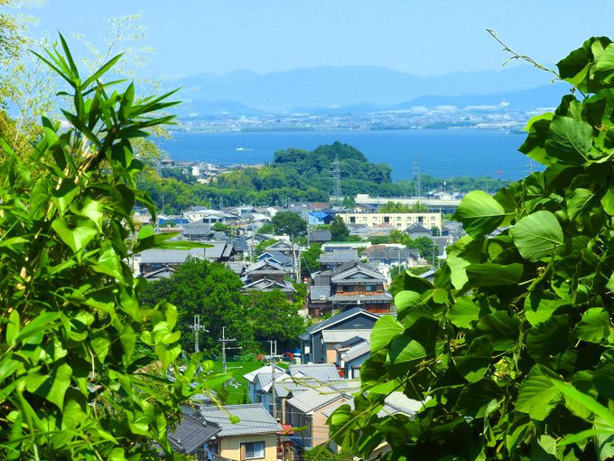 琵琶湖の大パノラマを楽しもう