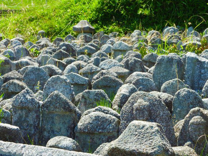千体仏地蔵は比叡山へのあこがれ