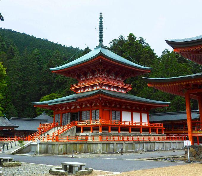 日本仏教の聖地「比叡山延暦寺」