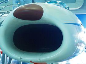 気分はパイロット!航空自衛隊浜松広報館「エアパーク」