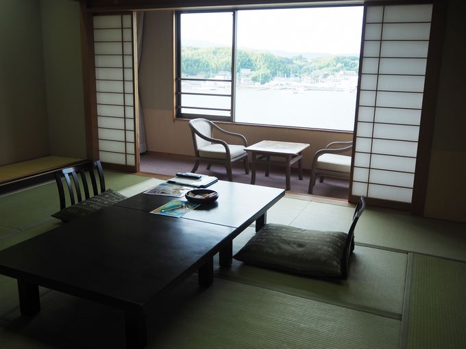 浜名湖の絶景大浴場と露天風呂