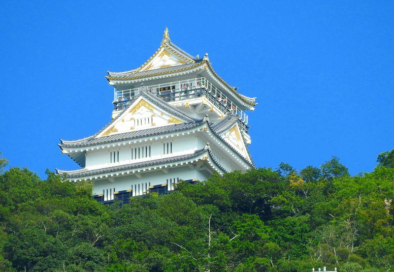 岐阜金華山、信長が天下統一を目指した絶景を二つの「展望台」から楽しもう!
