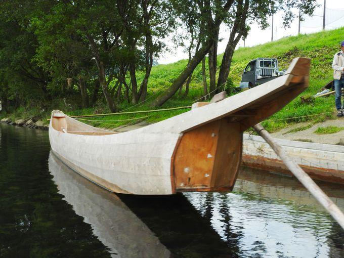 アメリカ人が作った鵜舟