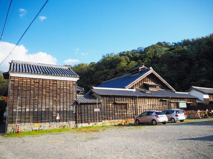 国の重要文化財に指定された内田佐七邸の壮大さ