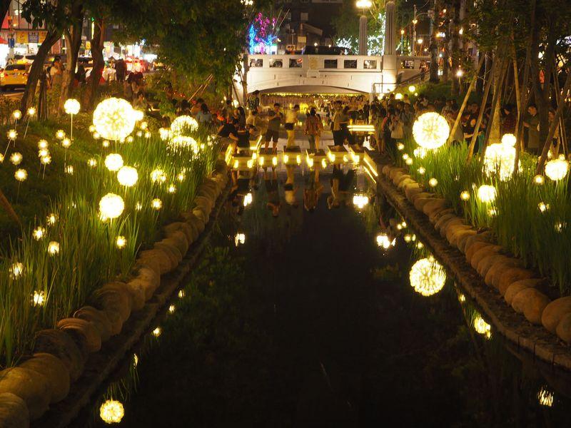 超人気スポット!台中の「小京都」緑川界隈を歩こう!
