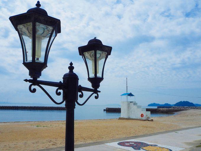 タコの島・日間賀島はとってもロマンチック