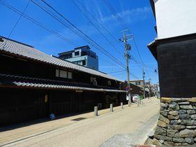 江戸情緒とオシャレなカフェが出逢う名古屋「四間道」