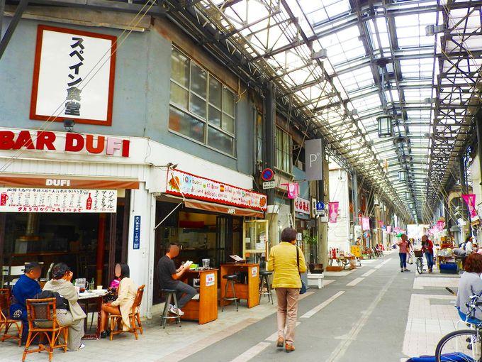 「円頓寺商店街」駅チカで面白い
