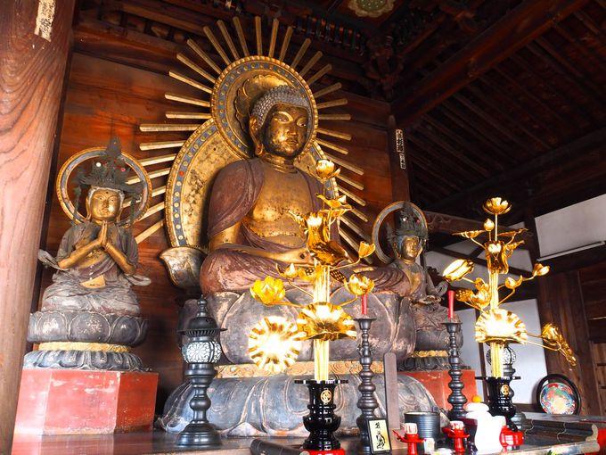 大仏殿の阿弥陀如来と大梵鐘の響き、更に上へ!