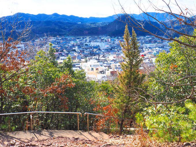 絶景の宗休寺山頂