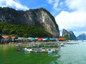 モスクやサッカー場も!タイ・パンイー島「水上生活者村」見どころ