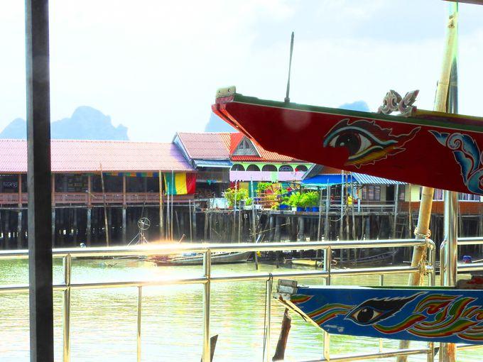 パンガー湾のパンイー島を観光するには?
