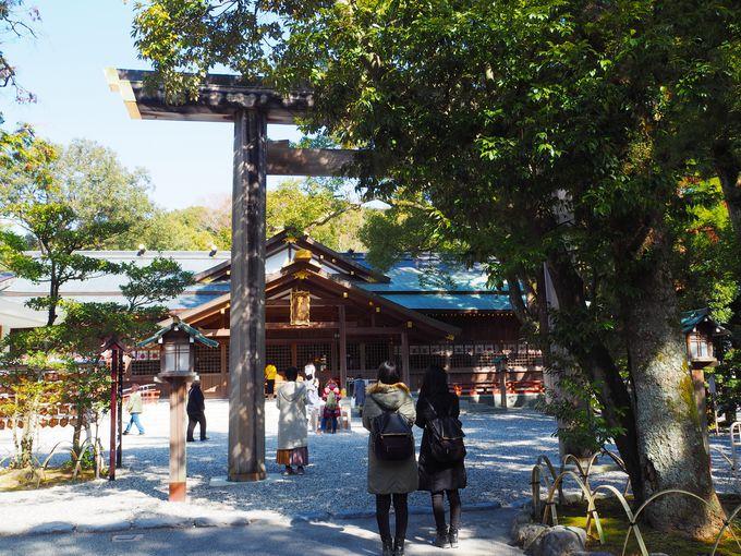 3.猿田彦神社/伊勢市