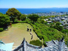 絶景!別府・鉄輪温泉を眺める二つの展望スポットを歩こう!