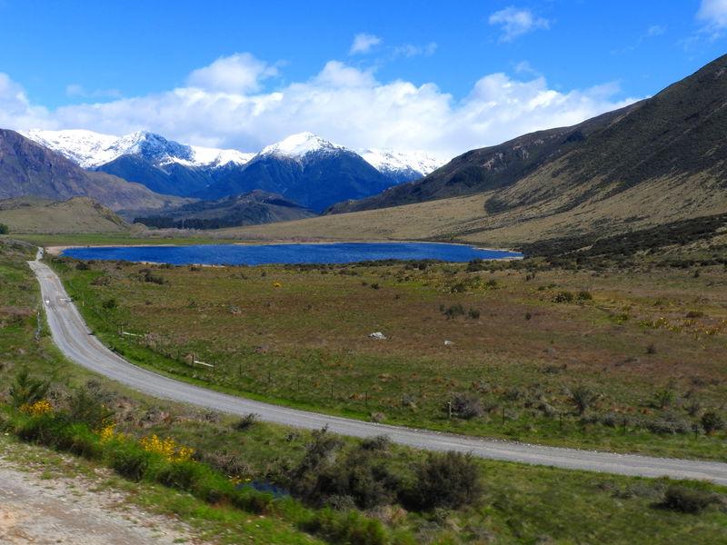 トランツアルパイン鉄道は「絶景列車」NZ南島の絶景を楽しもう!