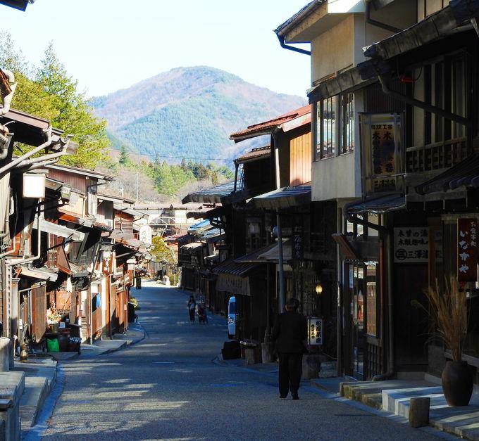 幕末〜昭和の建物が見事に調和された町並を歩こう!