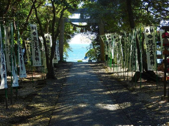 伊勢湾・三河湾の完璧な視界!愛知南知多「羽豆岬」の歩き方