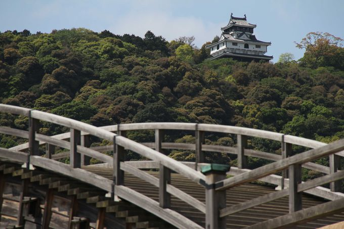 「橋」と「城」の組み合わせ、最高!